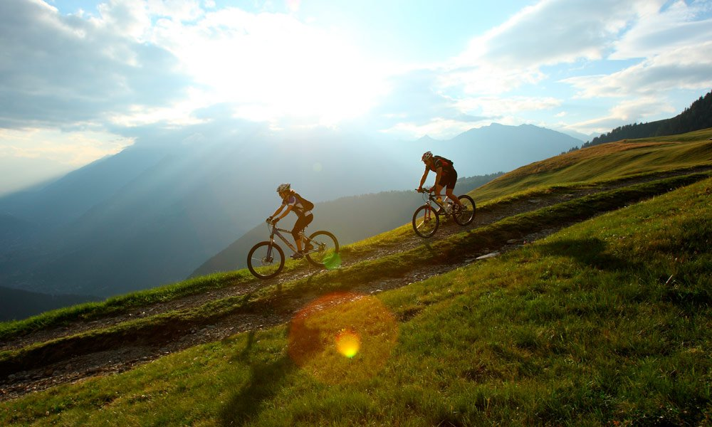 Biking holidays in South Tyrol – perfect for active sports lovers