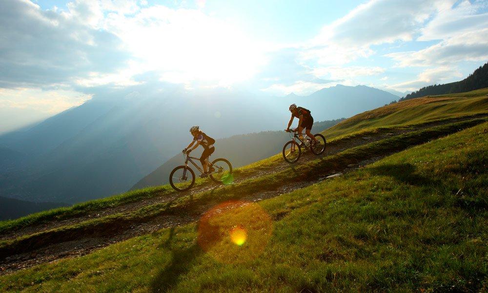 Vacanze in bici in Alto Adige – per gli amanti di attività sportive