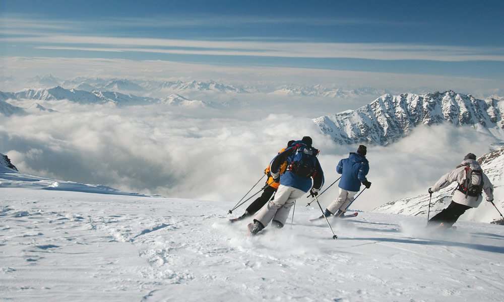 Die Skiregion Gitschberg/Jochtal