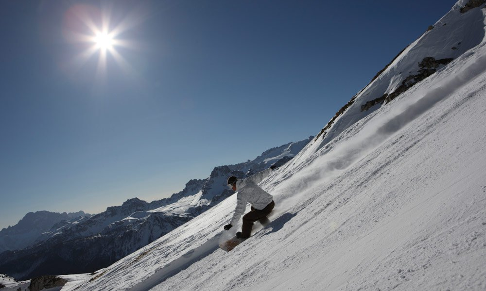 Ski holidays on Mount Plose