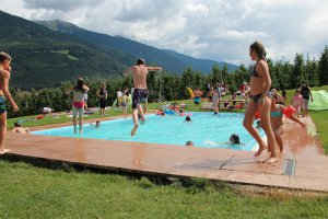 Pension mit Schwimmbad in Südtirol 3