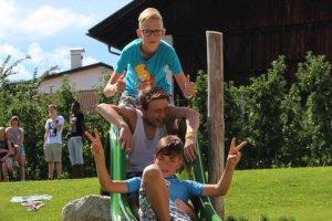 Pension mit Schwimmbad in Südtirol 5