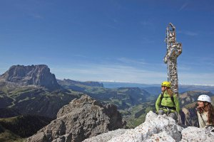 Climbing vacation in South Tyrol 2