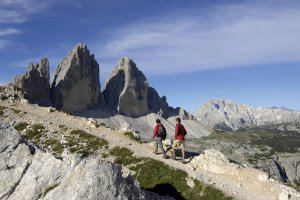 Climbing vacation in South Tyrol 1